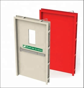 Steel Fire Rated Door OEM Factory