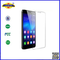 Chinese 0.33mm 9H Explosion Proof Tempered Glass Film Protector For Huawei honor 6