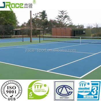 Guangzhou factory proper cushion effect synthetic floor mats for sport field