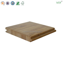 Waterproof and Mothproof Solid Bamboo Flooring