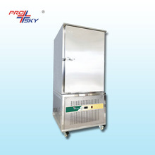 Industrial Flash Freezer Design Reach-in Blast Chiller Freezer