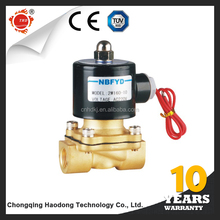 Hot sales direct action type explosion-proof electric water solenoid valve for water treatment system