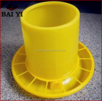 High Quality Automatic Plastic Poultry Feeder And Drinkers