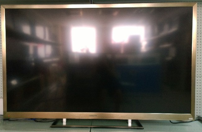 Gold China wholesale flat wide screen 70 inch Smart LED TV