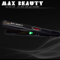 High Quality LCD Screen MCH Heater Infrared Flat Iron Hair Straightener