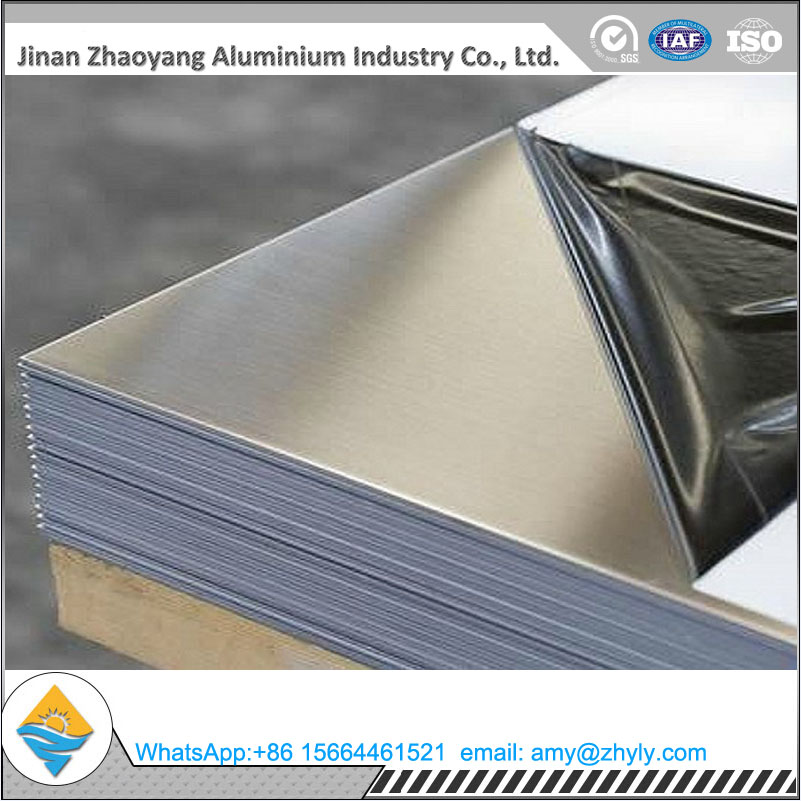 5052 H32 Blank sublimation Aluminum sheet,Brush heat transfer metal plate