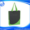 Stylish Two Tone Non Woven Fabric Bag