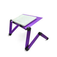 Lying Down Laptop Stand frame bed table
