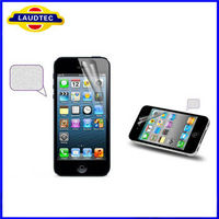 Laudtec Matte screen Protector Anti-fingerprint Screen Protector With Wholesale Price for iPhone 5