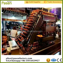 Stainless steel shish kebab making machine / kabab maker