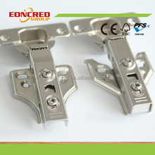Removable cabinet hinge 110-degree cabinet hinge triangle base
