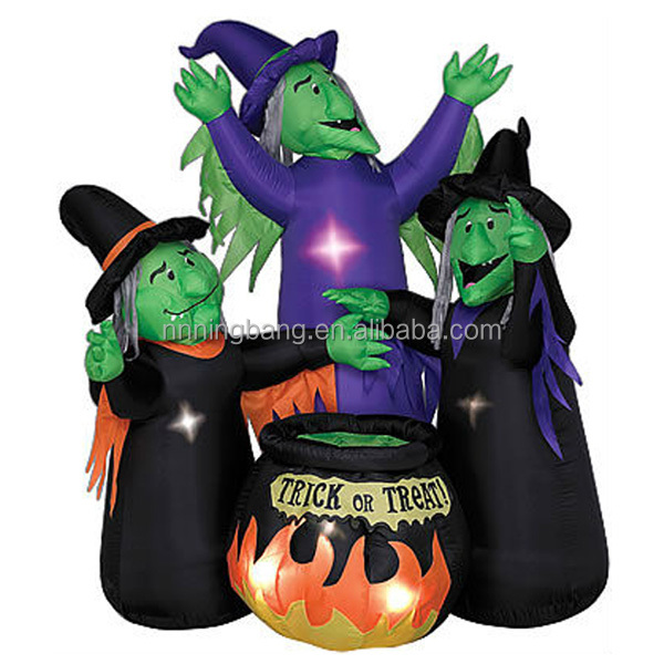 NB-HW1011 Halloween Inflatable decoration happy character