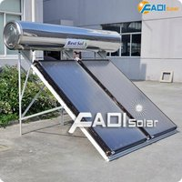 High Quality Household Flat Panel Solar Water Heater (300L)