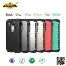 Luxury aluminum metal phone cover 2in1 shockproof hard case for LG Nexus 5X