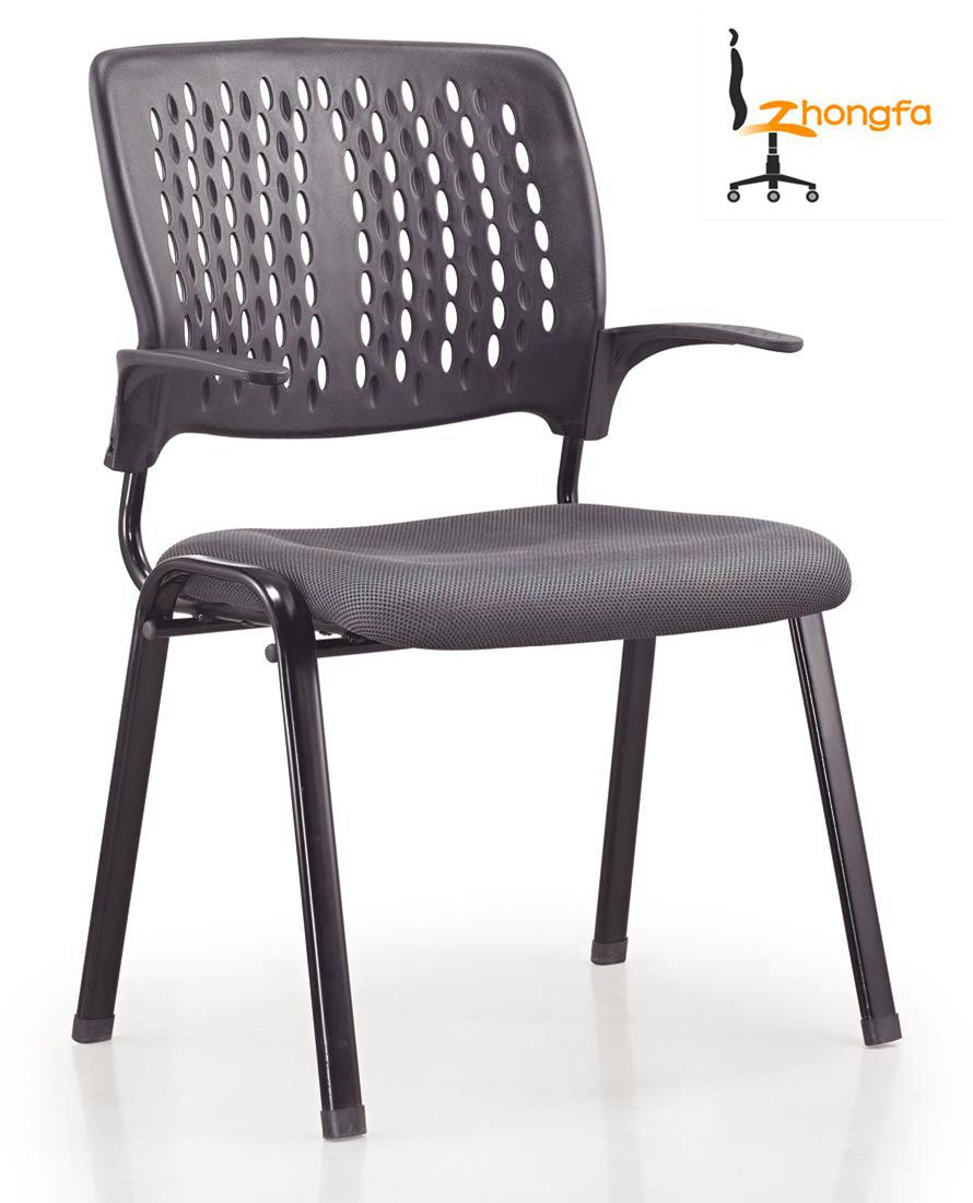 S10C Good quality mesh four leg office training room chair