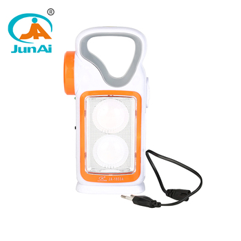 JA-1933A solar charging led emergency light