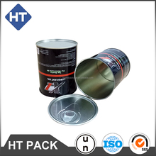 0.8L lubricant oil can with easy open end, 800ml tin can