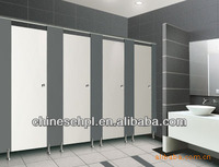 2016 New Style hospital Anti bacteriaToilet Cubicle Changing Room Partition