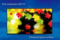 KTV Anti-explosion 65 inch tempered glass ATSC LED TV
