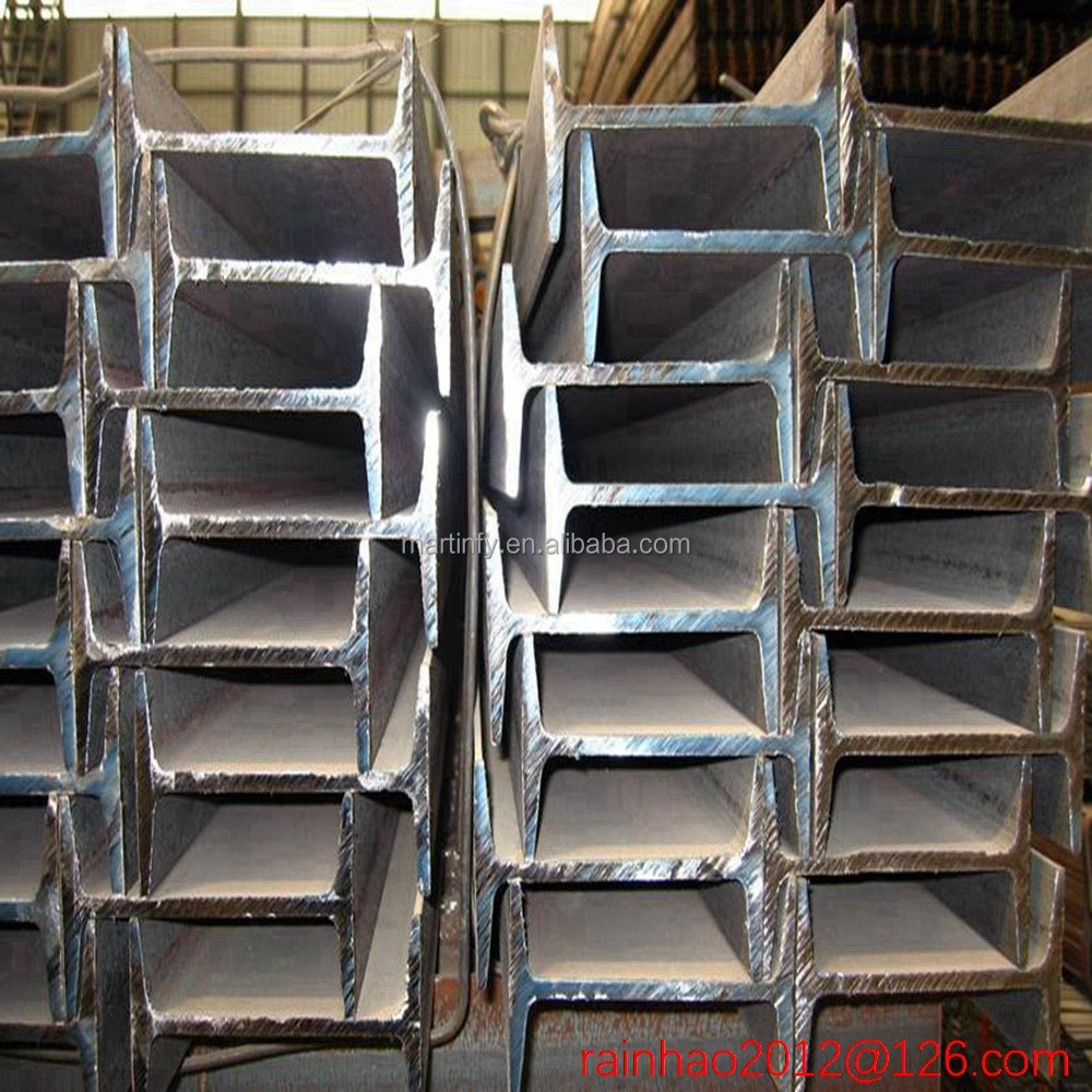ss400 hot rolled iron carbon structural mild carbon steel st37framing steel i-beam 200mm