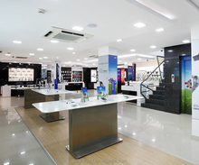 Funroad Mobile Phone Shop decoration/mobile phone shop design