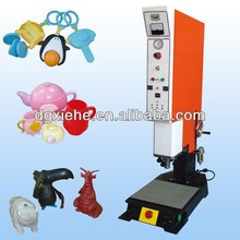 You save 20%prime cost 50%energy 80%labor-A pioneer in ultrasonic welding machine for plastic
