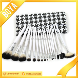 16pcs Makeup Brush Set/Contracted Style Synthetic Hair Makeup Brush/Accept Customized