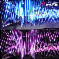 RGB LED Twinkling Stars LED Curtain Fairy Lights