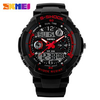 2015 5atm mens digital quartz analog unique lady wrist watch