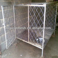 all kinds of dog cage with cheap price/heavy duty iron big dog cages