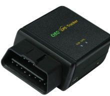 OBD II gps tracker Use and OBD II interface Screen Size high quality OBD GPS Tracker cctr830