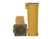 4W7190 oil cooler core assembly for CAT caterpilar D6C D7F,920, 936,