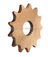motorcycle sprocket 428 15t;motorcycle front sprockets made by CNC machine