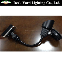 Outdoor Square Led Flagpole Lighting Solar Flag Lights For American Flagpole