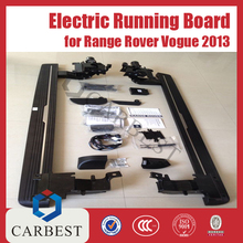 High Quality Hot Sold Aluminium Electric Running Board Side Step for Range Rover Vogue 2013