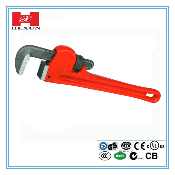 Strong Power China High Quality Best Price Adjustable Pipe Wrench
