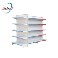 Metal Shopping Mall Used Display Shelf