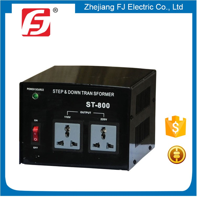 CE approved electronic single phase power transformer 1600w 110v 220v 3000w 5000va 700w 800w