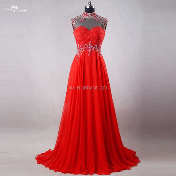 RSE731 Sexy Backless Red Free Japan Prom Dresses 2016 Long