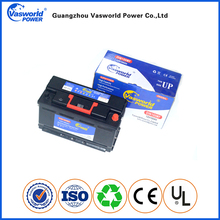 DIN 100 car battery 12v 100ah For Car Starter