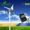Rated 300W home wind power generator for sale