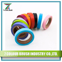 10 x Colored Waterproof Masking Tape