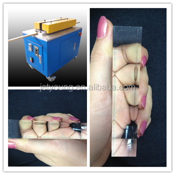 < FREE Shipment>JETYOUNG Diamond acrylic Edge Polishing Machine, acrylic polishing, mini polishing machine, high speed polishing