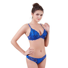 2018 Hot sale your design bra teen Sexy Plump indian bra panty
