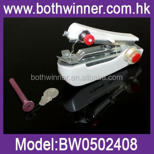 RU008 household used manual mini sewing machine