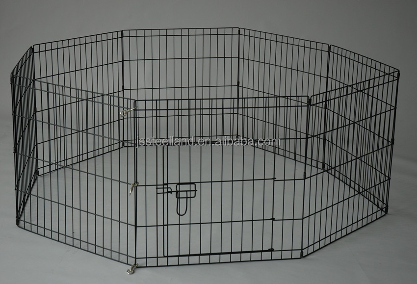 various size pet enclosure metal wire pet playpen for dog