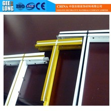 suspended ceiling framing t grid bar /ceiling grid /main tee