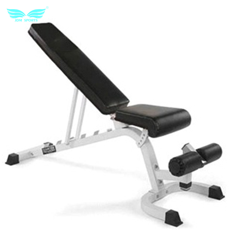 Indoor AB Equipment Adjustable Workout AB Bench Set For Sit Up Exercise