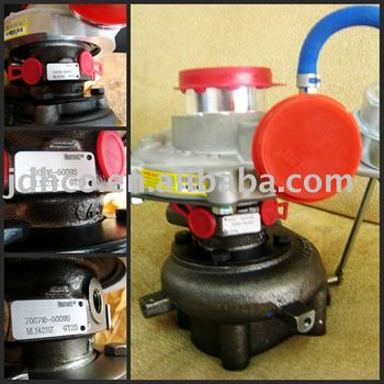 D38-000-88 TURBO 786818-5002S 786818-5002S 786818-5003S TB28 TURBOCHARGER CNG CNG3 CNG4