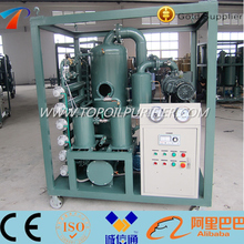 Transformer insulating oil purification,Dielectric oil dehydrator,Old transformer oil purifying machine